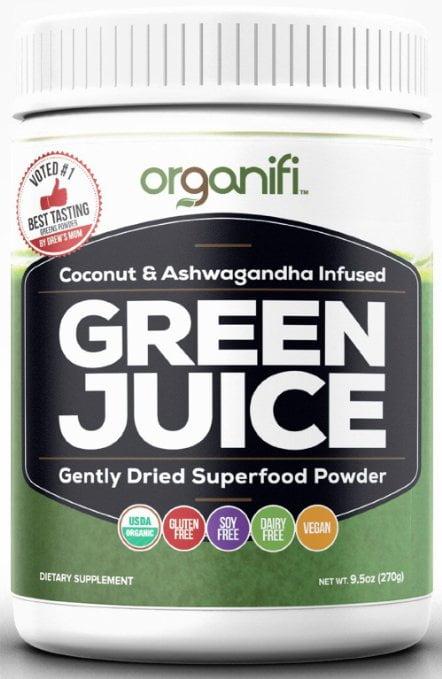 Promo Code Organifi Green Juice