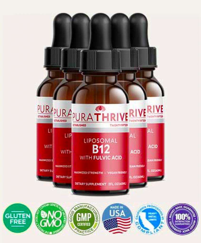 Foods with b12 purathrive liquid