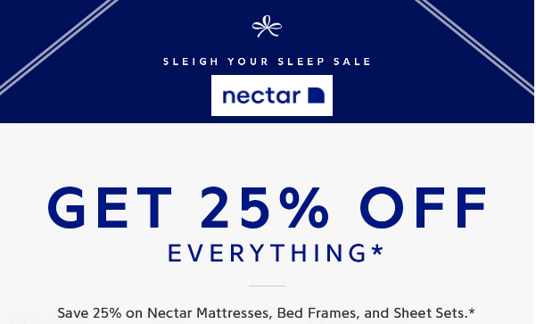 Nectar mattress king size
