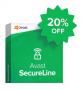 20% off Avast SecureLine