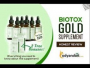 Save $50 on Basic 1 Bottle of Biotox Gold