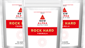 51% Off New Alpha Rock Hard Formula Coupon Code + Review