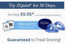 50% off Zquiet Discounts : #1 Snoring Treatment Device